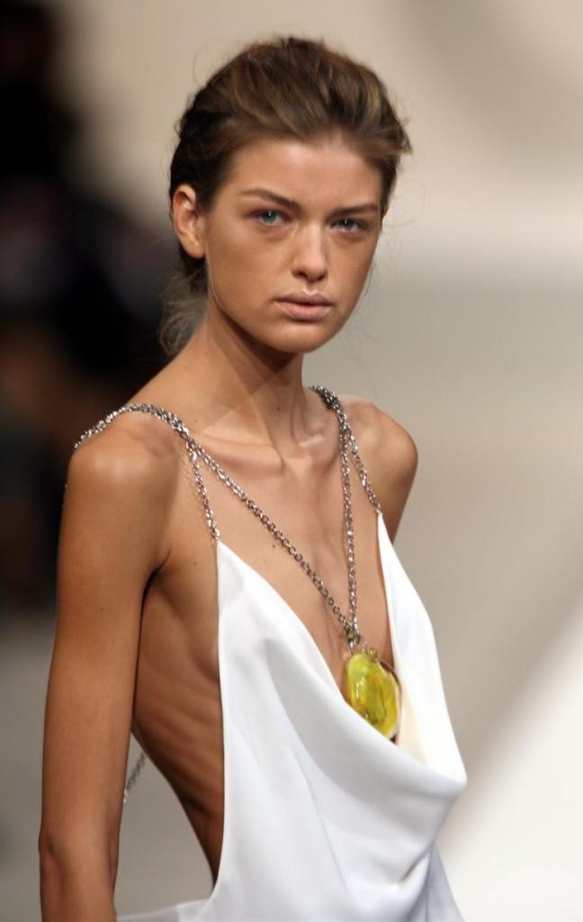 skinny model ban
